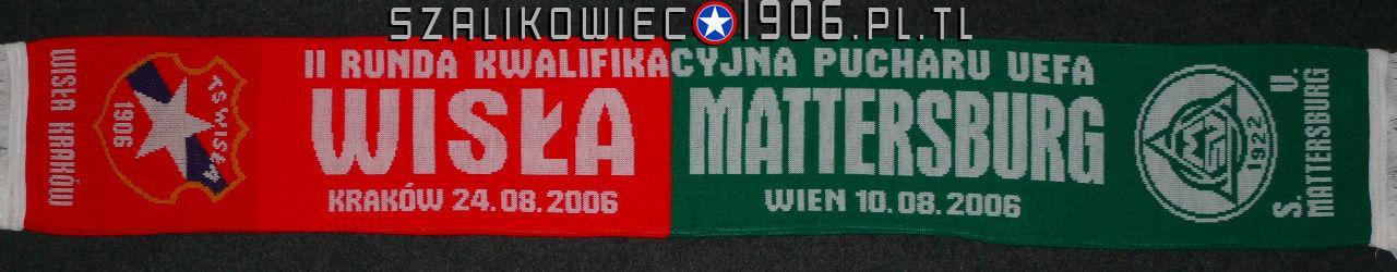 Szalik Wisła Kraków Mattersburg