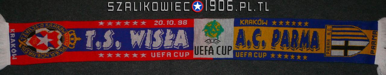 Szalik Wisła Kraków AC Parma 1998