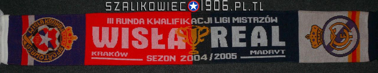 Szalik Wisła Kraków Real Madryt