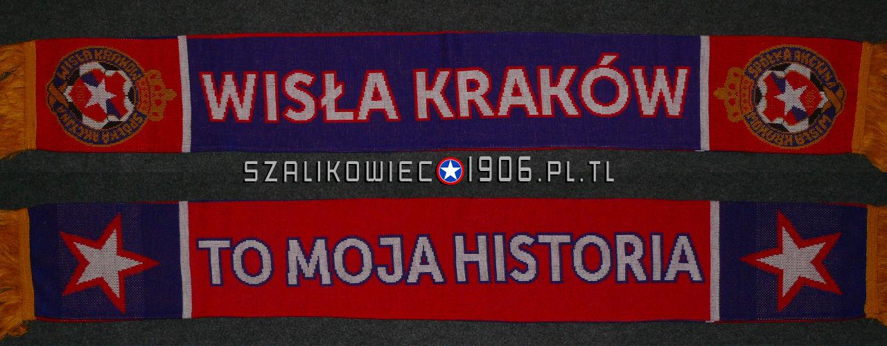 Szalik Wisła Kraków To Moja Historia
