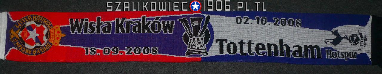 Szalik Wisła Kraków Tottenham Londyn Wzór 2