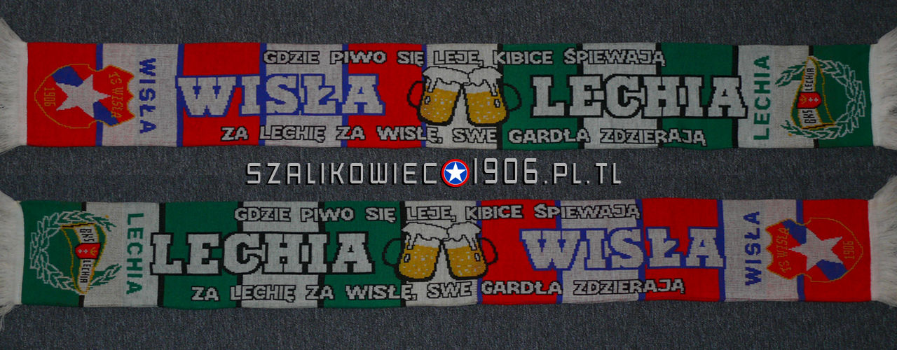 Szalik Wisla Krakow Lechia Gdansk