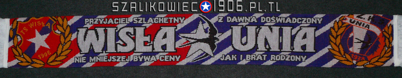 Szalik Wisła Kraków Unia Tarnów