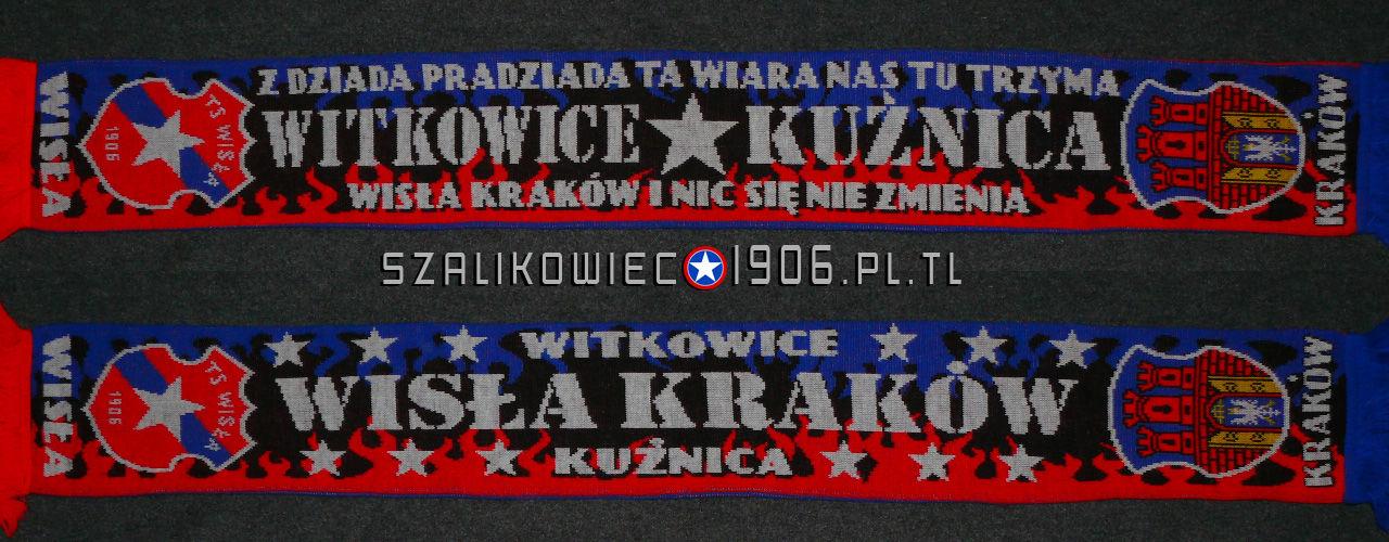 Szalik Wisła Kraków Witkowice Kuźnica