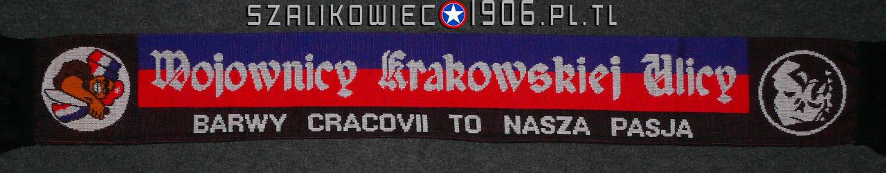 Szalik Wojownicy Krakowskiej Ulicy