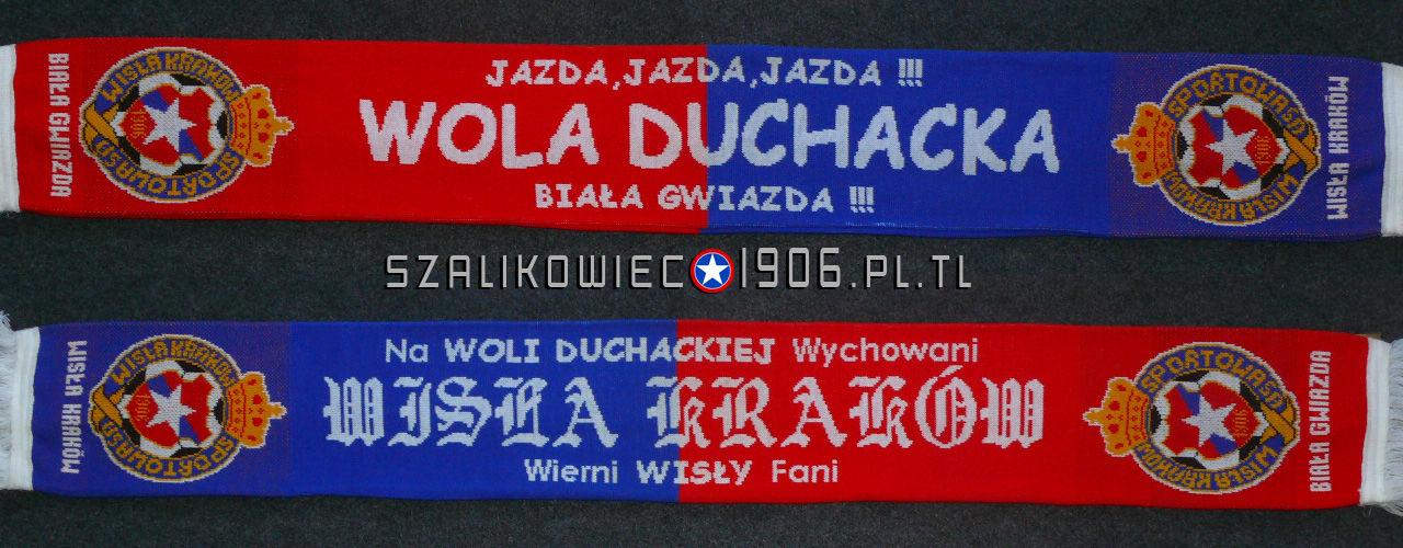 Szalik Wisła Kraków Wola Duchacka