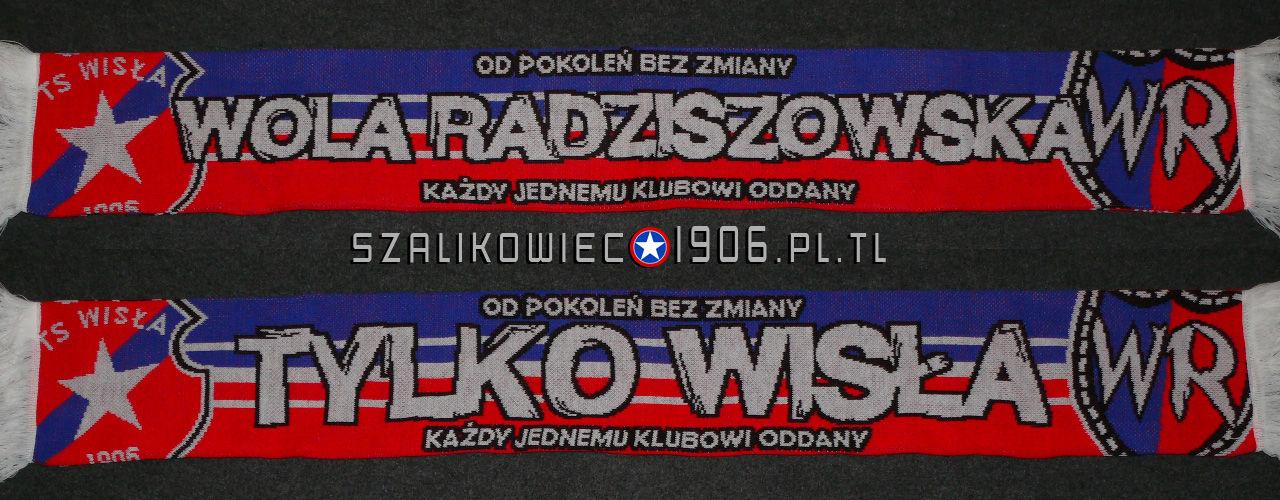 Szalik Wisła Kraków Wola Radziszowska