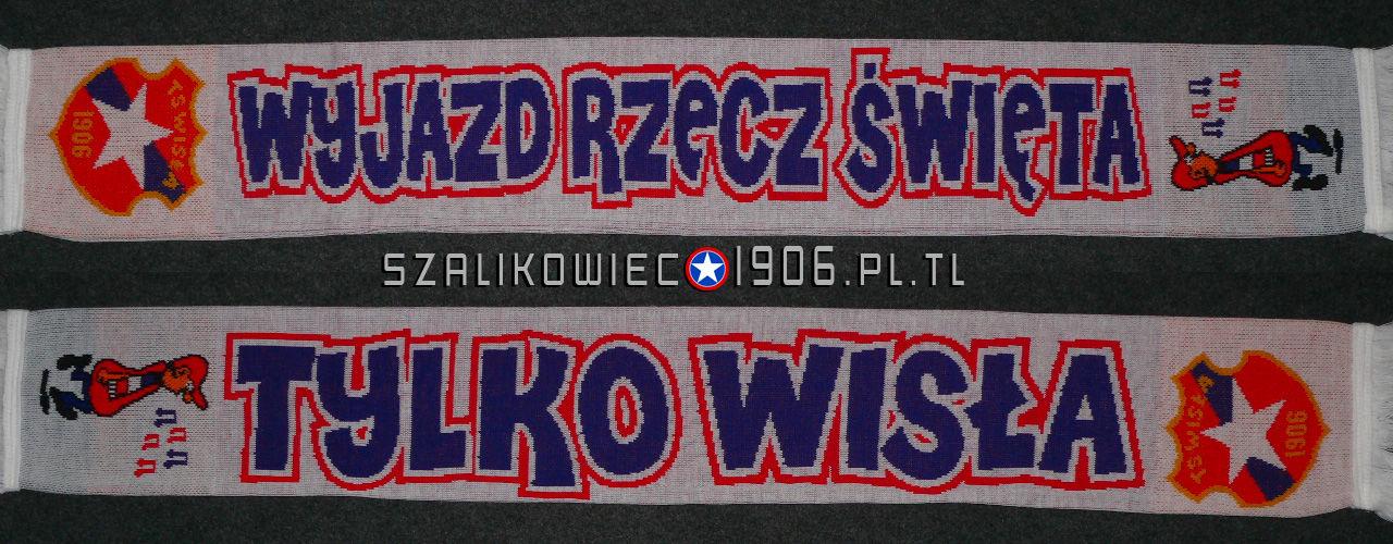 Szalik Wyjazd Rzecz Święta Wisła Kraków