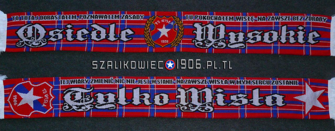 Szalik Wisła Kraków Wysokie