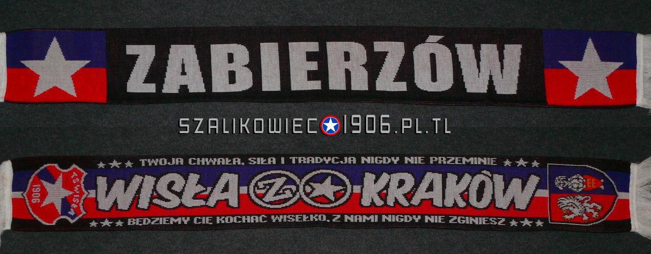 Szalik Wisła Kraków Zabierzów Wzór 1