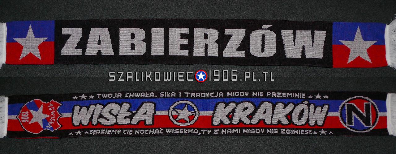 Szalik Wisła Kraków Zabierzów Wzór 2