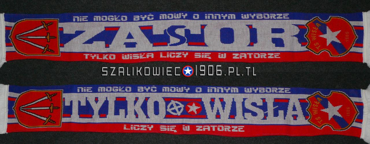 Szalik Wisła Kraków Zator