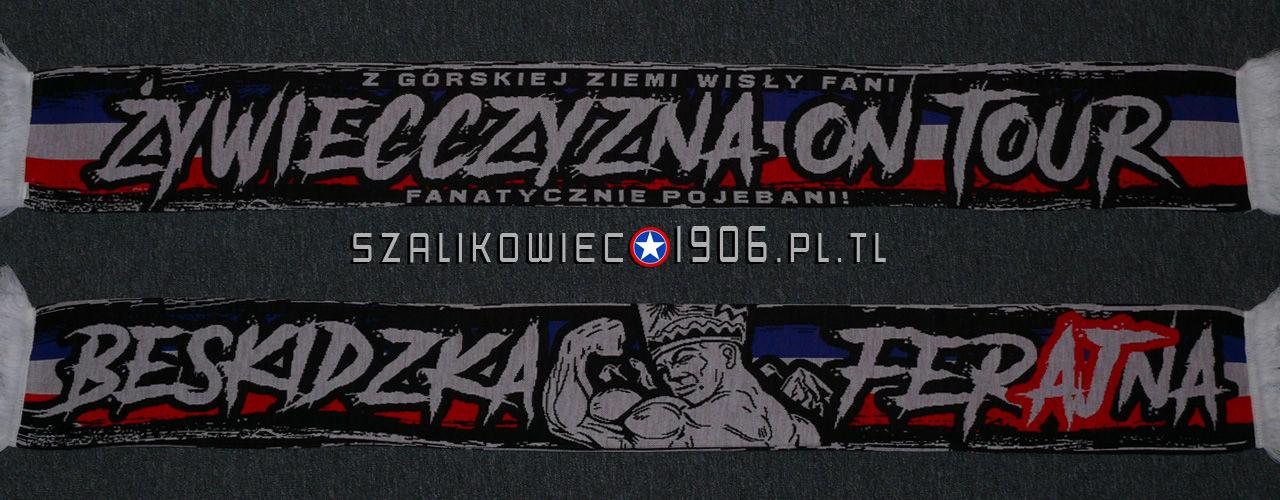 Szalik Żywiecczyzna Wisła Kraków