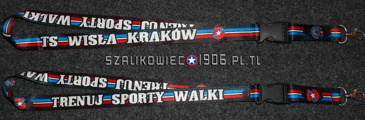 Smycz Trenuj Sporty Walki Wisla Krakow