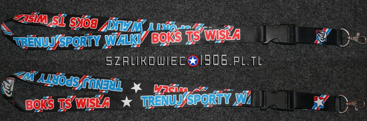 Smycz Trenuj Sporty Walki Boks Wisla Krakow