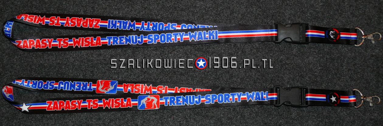 Smycz Trenuj Sporty Walki Zapasy Wisla Krakow