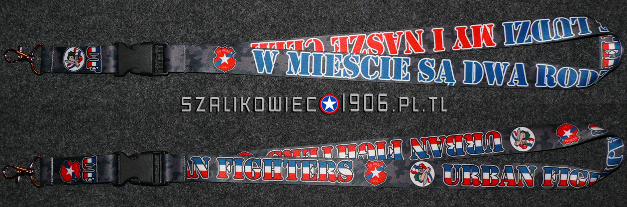 Smycz Urban Fighters Wisla Krakow