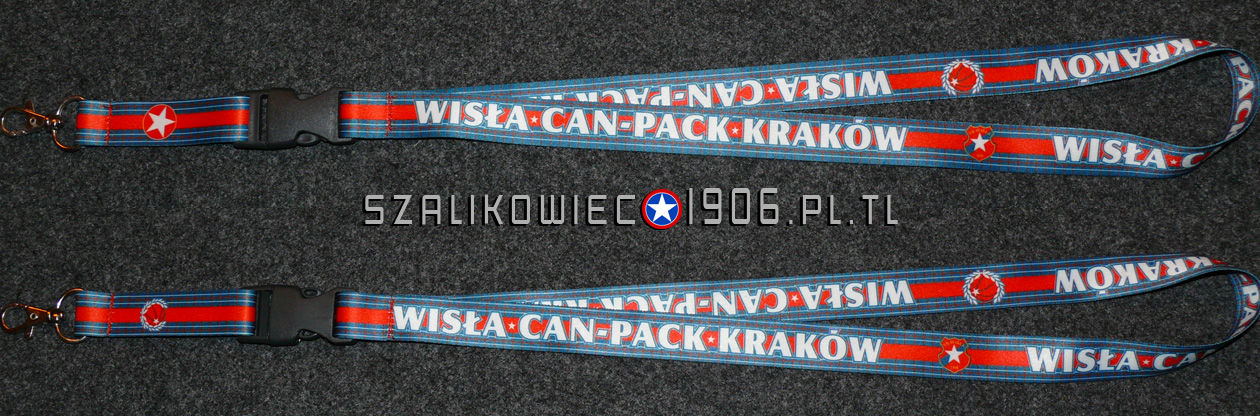 Smycz Wisla Can Pack