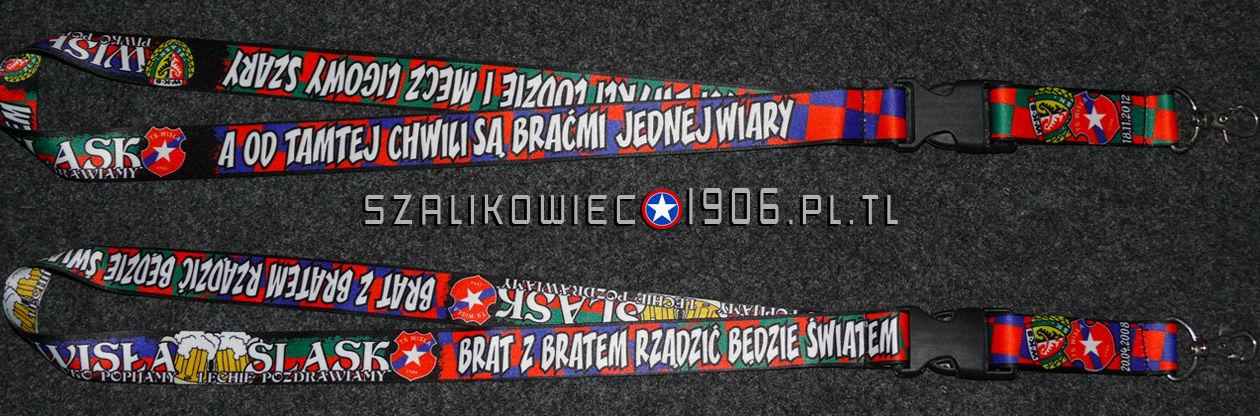 Smycz Wisla Krakow Slask Wroclaw
