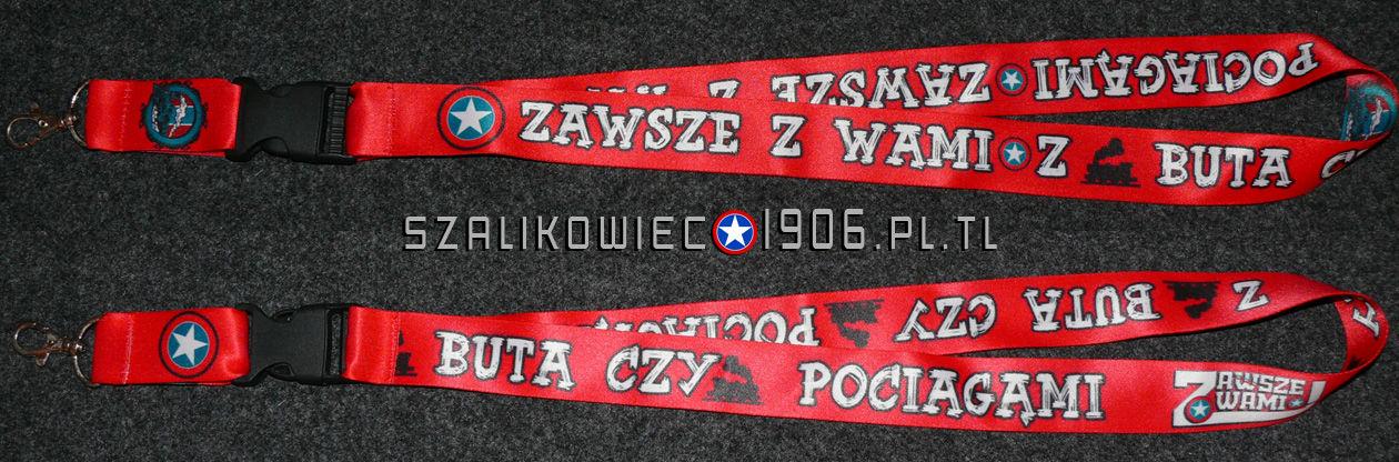 Smycz Zawsze z Wami Wisla Krakow