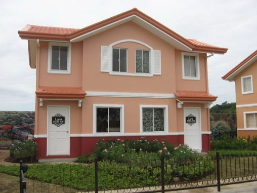 Camella Homes Lara Model House