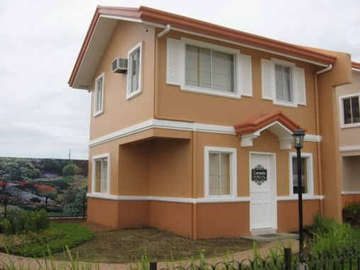Home Camella Homes Leyte Carmela Model House