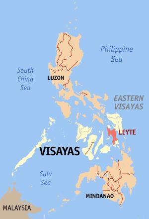Tacloban Philippines Map.Tacloban Maps