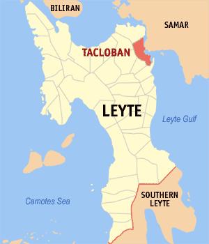 Tacloban Maps