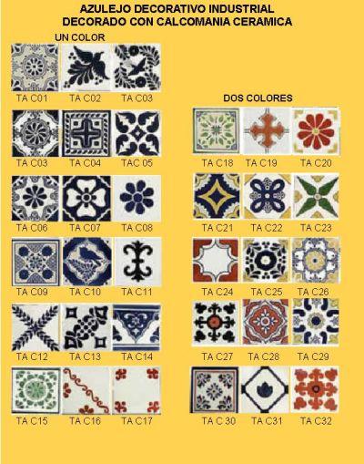 Talavera artesanal murales de azulejo decorativo for Pegatinas decorativas para azulejos cocina