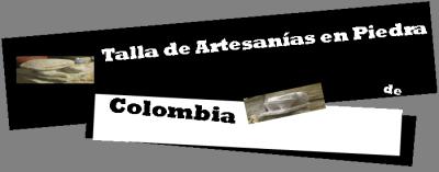 TALLA ARTESANIAS DE COLOMBIA