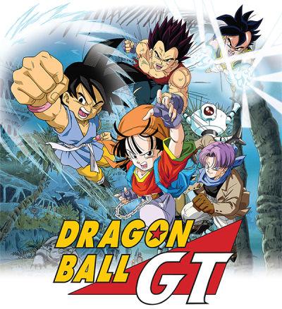 Dragonball gt streaming