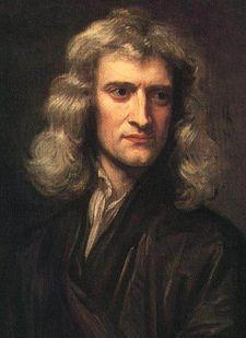 Isak Njutn (Isaac Newton)