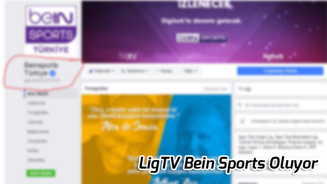 LigTV Bein Sports Oluyor