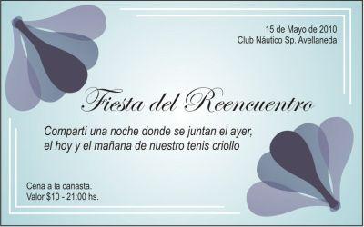Tenis Criollo En Club Nautico Sportivo Avellaneda Rosario