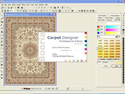 DOWNLOAD NEDGRAPHICS TEXCELLE 3.01 AND CARPET WEAVER 6.9 - InterNACHI 15