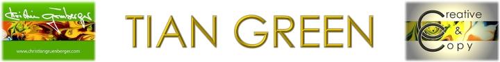 Kunst, Bilder, Drucke - Creative & Copy - TIAN GREEN