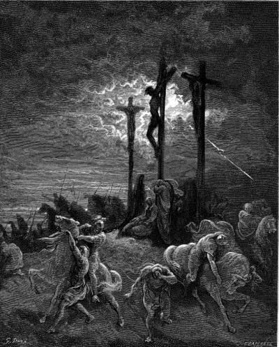 Cae la oscuridad cuando Satanás tomó potestad
