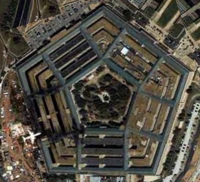 EL CENTRO DEL PENTAGRAMA: El Pentágono, centro de seguridad norteamericano.