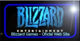 Sitio Oficial de la empresa de juegos Blizzard