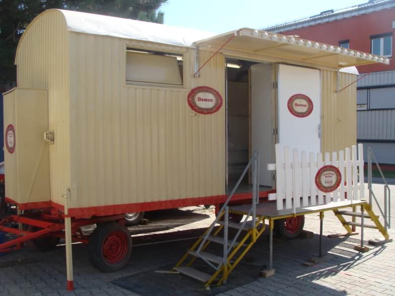 Standart Toilettenwagen Krecksch GbR