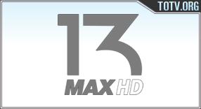 13 Max Televisión Argentina tv online mobile totv