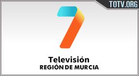 Watch 7RM Radiotelevisión Murcia
