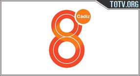 8 Cádiz tv online mobile totv