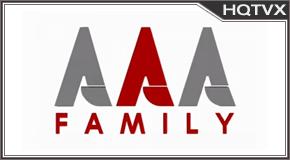 Watch AAA Family IR