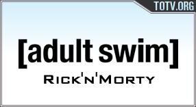 Watch Adult Swim Rick'n'Morty
