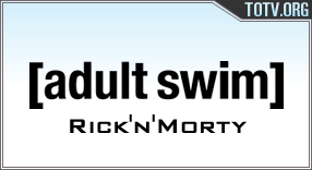 Adult Swim Rick'n'Morty tv online mobile totv