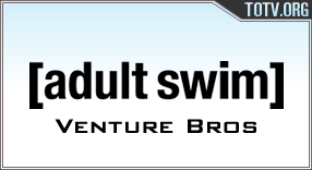 Watch Adult Swim Venture Bros