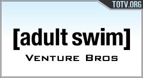 Adult Swim Venture Bros tv online mobile totv