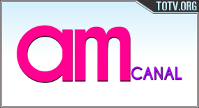 AM Canal Chile tv online mobile totv