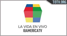 América TV Argentina tv online mobile totv